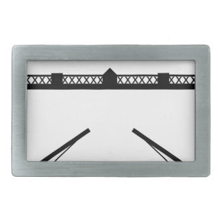 london ridge rectangular belt buckles
