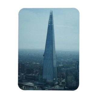 "London Shard 3""x4"" Magnet"