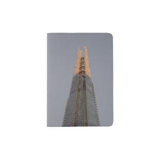 London Shard Custom Passport Holder