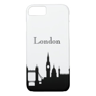 London Silhoutte Phone & Ipad Cases