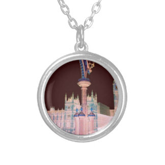 London Silver Plated Necklace