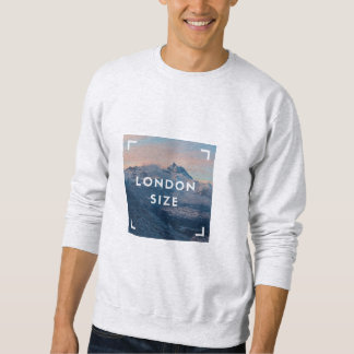London Size Sweatshirt