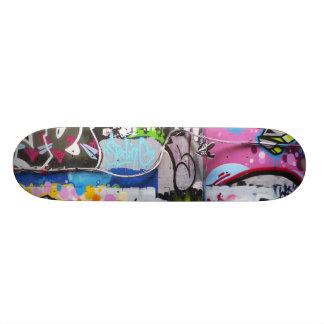 London Skate Park Abstract Skate Board Decks