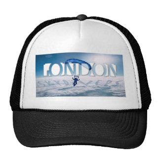 London Skydivers T Shirts Trucker Hat