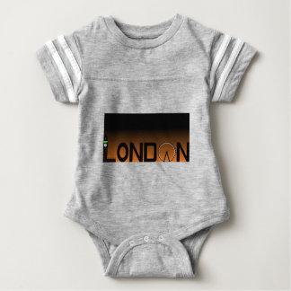 London skyline baby bodysuit