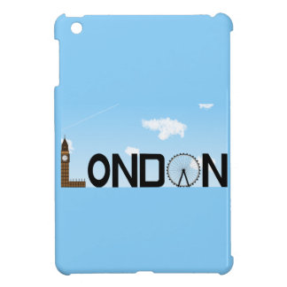 London Skyline Daytime Case For The iPad Mini
