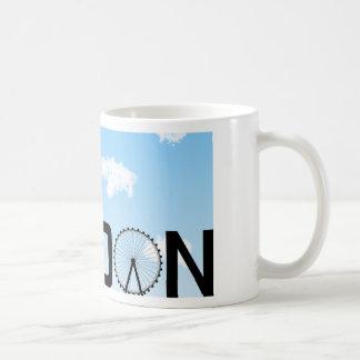 London Skyline Daytime Coffee Mug