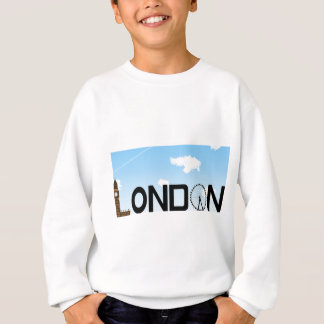 London Skyline Daytime Sweatshirt