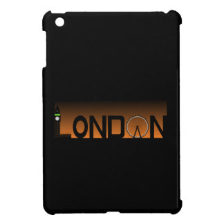 London skyline iPad mini cover