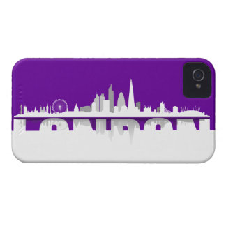 London skyline iPhone 4/4s sleeve/Case Case-Mate iPhone 4 Cases