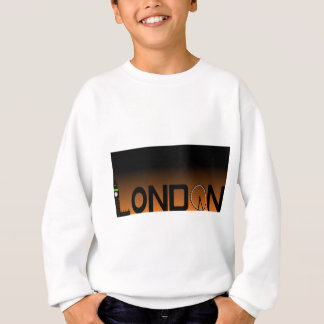 London skyline sweatshirt