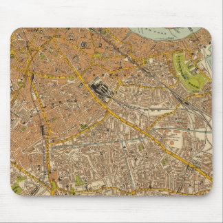 London Southeast Mouse Pad