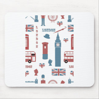 London Special Mouse Pad
