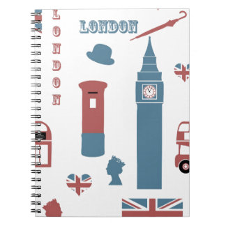 London Special Notebook