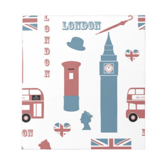 London Special Notepad