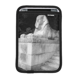 London Sphinx iPad Mini Sleeves