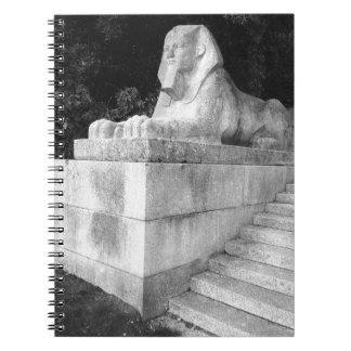 London Sphinx Notebooks