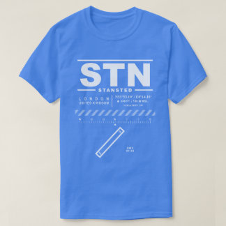 London Stansted Airport STN T-Shirt