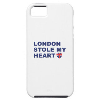 London Stole My Heart iPhone 5 Covers