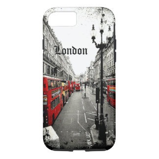 London Street iPhone 7 Tough Case
