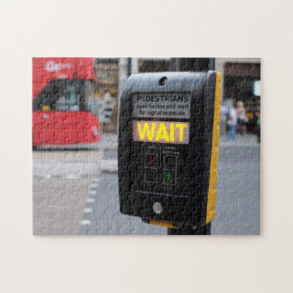 London Street Scene Jigsaw Puzzle