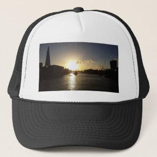 London Sunset Trucker Hat