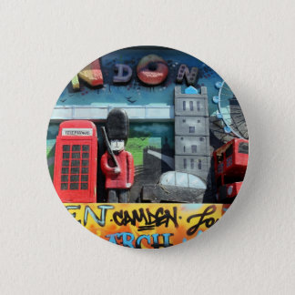 London Symbol 2 Inch Round Button