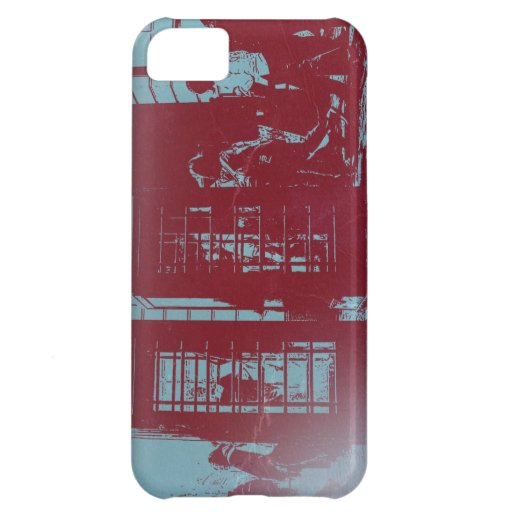 London Telephone Booth iPhone 5C Cases