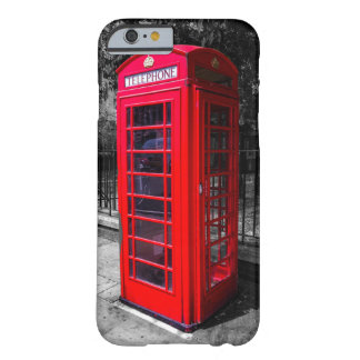 London Telephone booth Case (iPhone 6/6s)