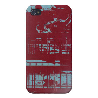 London Telephone Booth Covers For iPhone 4