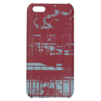 London Telephone Booth iPhone 5C Covers