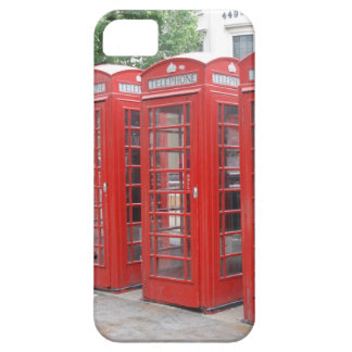 London Telephone Booths Cell Phone Case iPhone 5 Cases