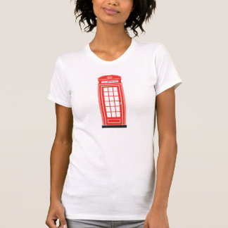London Telephone Box T-Shirt