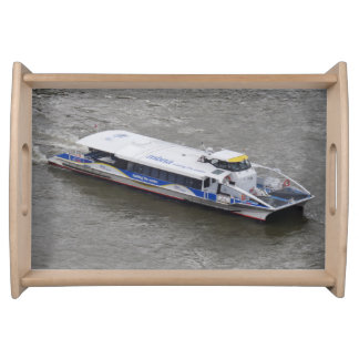 London Thames Cruise Boat Serving Tray