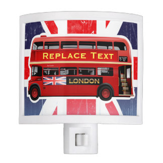 London Themed Nite Light