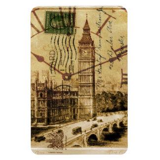 London Tower bridge clocktower big ben Magnet