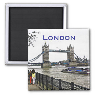 London Tower Bridge Magnet