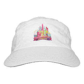 London - Travel to the famous Landmarks Hat