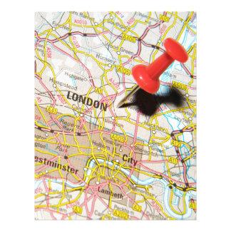 London UK Letterhead