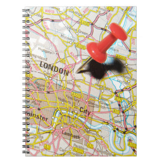 London UK Notebooks