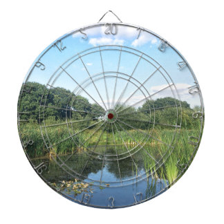 London - UK Pond Dartboard