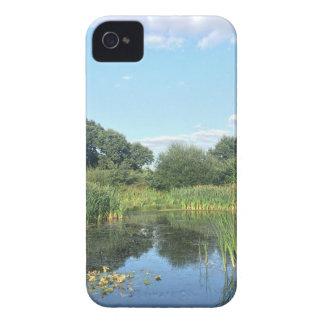 London - UK Pond iPhone 4 Case
