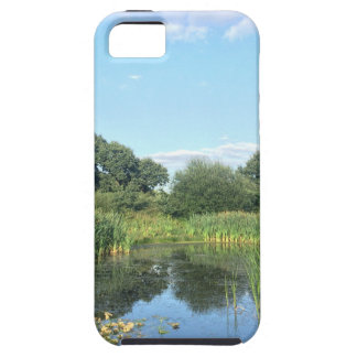 London - UK Pond iPhone 5 Cover