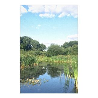London - UK Pond Stationery