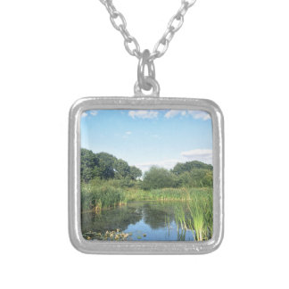 London - UK Summer 2016 Silver Plated Necklace
