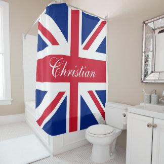 London UK United Kingdom Union Jack Personalized
