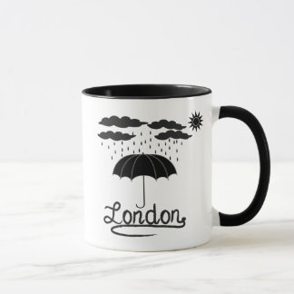 London | Under An Umbrella Mug