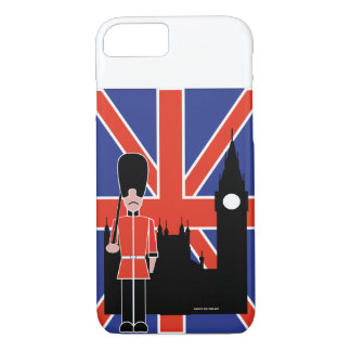 LONDON UNION JACK BIG BEN iPhone 8/7 CASE