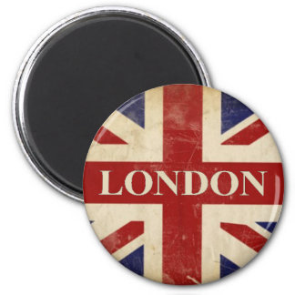 London - Union Jack - I Love London Magnet