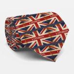 London - Union Jack - I Love London Tie